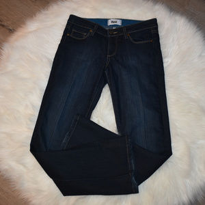 PAIGE Skyline Boot Jeans Size 25 X 29